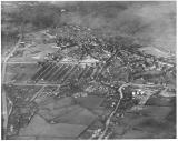 Aerial view of Normacot and Longton