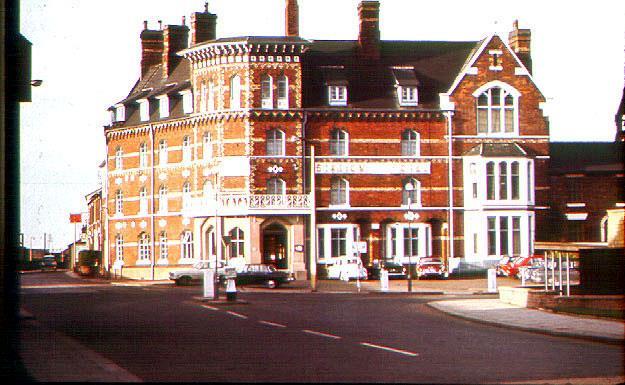 Station Hotel Stafford