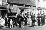 Salvation Army Band, Eccleshall,