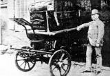 Henry Garlick and Fire Engine, Eccleshall,