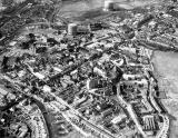 Aerial View of Stafford from the South-east,