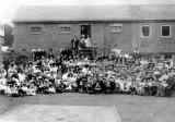 Children Celebrating Victoria's Diamond Jubilee, Stafford,