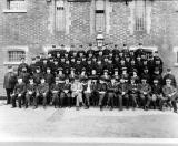 Prison Officers at Stafford Gaol,