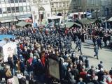 Freedom of Entry into the Borough Parade with RAF Stafford