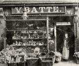 V Batte's Greengrocers, Ironmarket, Newcastle-under-Lyme
