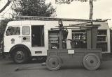 Fire Engines, Newcatle-under-Lyme