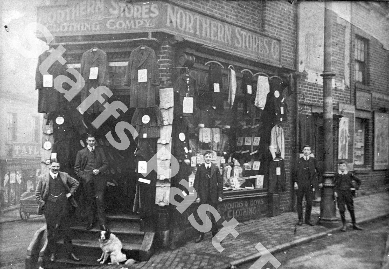 Bridge Street Stores >> Resource Details Staffordshire Past Track