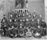 1st North Staffords pictured in Malta