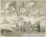 Fisherwick Hall: copper-plate engraving