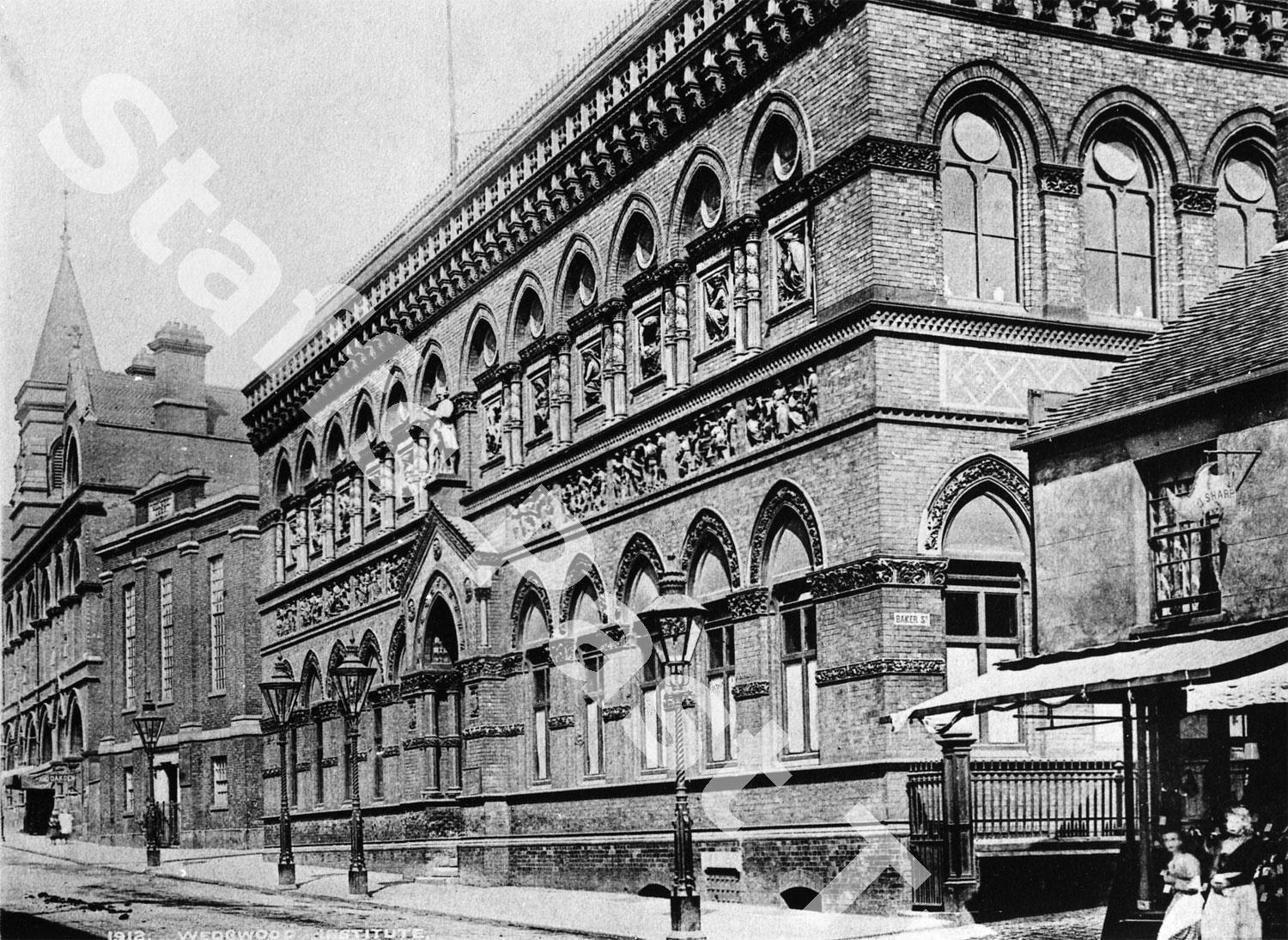 Image result for wedgwood institute burslem