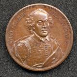 Commemorative Medal - Celebrated Men Series