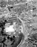 Bedworth.  View from the air