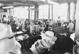 Atherstone.  Hat manufacture