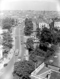 Leamington Spa.  All Saint's Church, view from the Tower