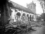 Leamington Spa.  Christ Church, demolition