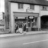 Nuneaton.  Harry Greens, hairdressers