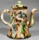 Coffee Pot. Fenton. Thomas Whieldon