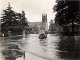 Flooding in Leamington Spa