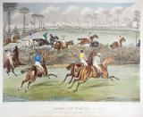 Leamington Grand Steeplechase, 1837, Plate 2