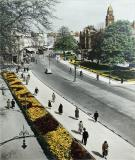 The Parade, Leamington Spa, 1944.