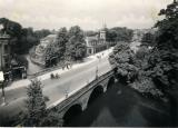 Victoria Bridge and the Royal Pump Rooms, Leamington Spa