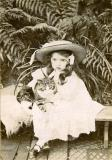 Edith Gaskin As A Child