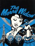 Opera Programme for a Performance of The Merry Widow
