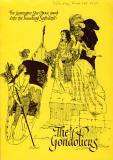 Opera Programme for a Performance of The Gondoliers
